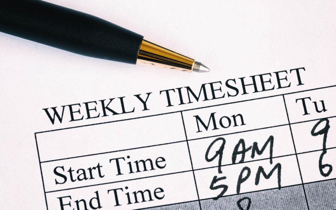 Software gestione timesheet: comunicazione e verifica in tempo reale