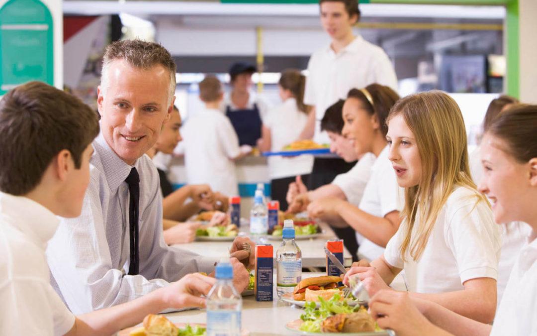 Rilevazione presenze mensa scolastica: ci avevate mai pensato?