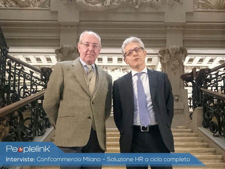 Confcommercio Milano: Soluzione HR a ciclo completo