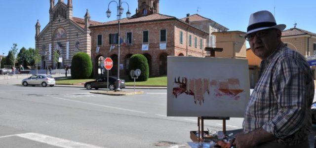 Estempèoranea di pittura di Carlo Carrà