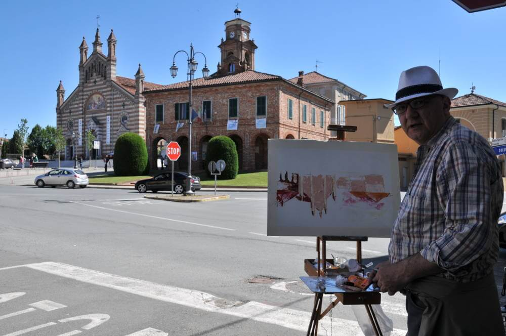 Peoplelink e l'attenzione all'uomo nelle sue forme: l'arte