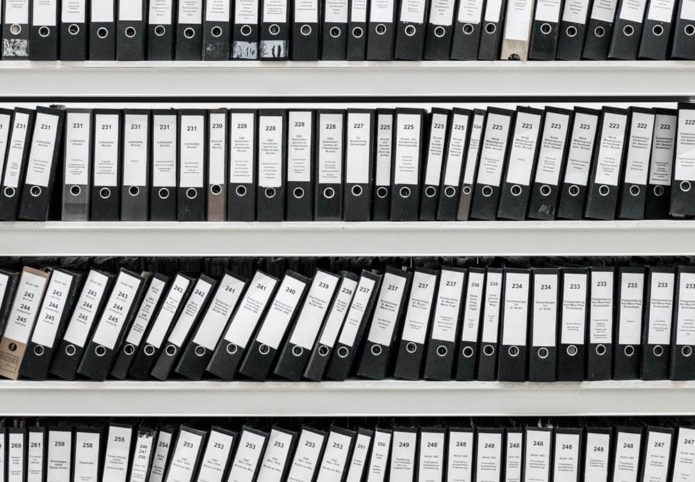 Dematerializzazione dei documenti di Peoplelink